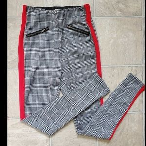 Houndstooth Pants Size M